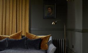 Elegant English interiors by Anna Standish