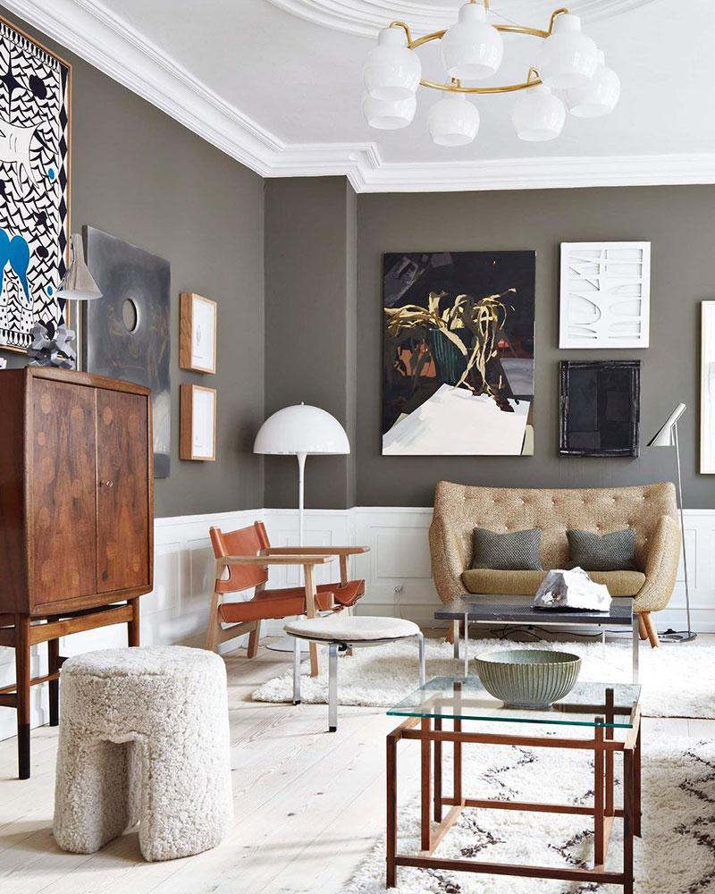 The Darling: hotel and design showroom in the heart of Copenhagen